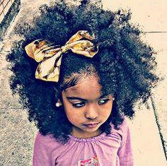 Hair goals from a toddler!!!
