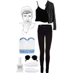 """""""Untitled #186"""" by gypsy-daydreams on Polyvore"""