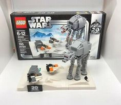 Lego 40333 Battle Of Hoth - 20th Anniversary Star Wars 100% Complete #afflink Contains affiliate links. When you click on links to various merchants on this site and make a purchase this can result in this site earning a commission. Affiliate programs and affiliations include but are not limited to the eBay Partner Network.