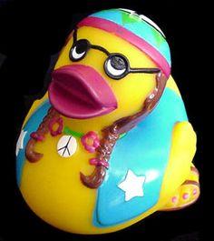 Hippie Duck