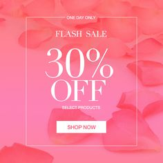 3/11: ONE DAY ONLY Flash Sale! Save 30% on select products! No coupon code http://www.youravon.com/tseagraves  #flashsale