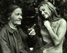 Maria Vishnyakova and Margarita Terekhova | The Mirror by Andrei Tarkovsky (1975)