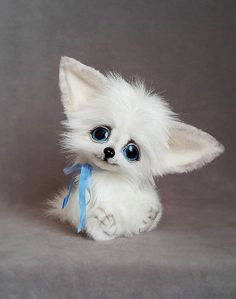 Sweet Fur Toy 'Fennec Fox Bim' | Игрушка фенек Бим