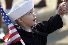 Little sailor.