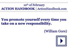 Is this Wednesday your day to take action in your own life?  #dailyquote #quoteoftheday #book #ebook #ActionHandbook
