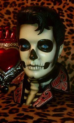 Day of the Dead Elvis