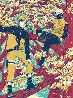 Naruto&Kakashi