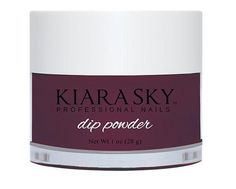 Introducing the newest addition to the Kiara Sky product line, Kiara Sky® Dip Powder. Get stronger, lightweight and natural long-lasting nails with our easy-to- Kiara Sky Gel Polish, Nail Discoloration, Nail Supply Store, Sky Nails, Secret Love, Dip Powder, Artificial Nails, Professional Nails, Powder Nails