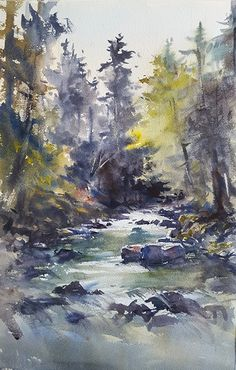 Sol Duc River, Olympic National Park | Mobile Artwork Viewer