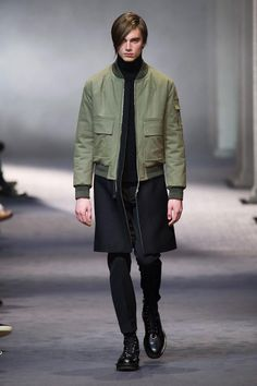 Neil Barrett Men's A/W '15