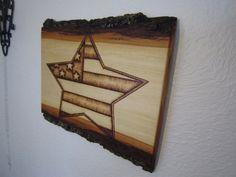 American flag wall art  log cabin decor by SepiaTree  http://www.etsy.com/listing/96020877/american-flag-wall-art-log-cabin-decor