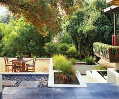 Modern Garden Style Learn the basics of modern garden style and ideas for incorporating it into your landscape.