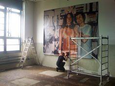 Jan Dyntera vizuálně zpracovává nešvary současnosti. A chtěl by vystavovat na Měsíci   PROČ NE?! Guy Bourdin, Gerhard Richter, Helmut Newton, Janus, Land Art, Golden Age, Finals, Body Art, My Style