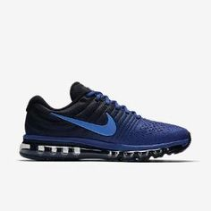 finest selection e1aa3 9824c Nike Air Max 2017 Deep Royal Blue Sports Running Shoes by Jimmy Jonson  Running Sneakers,