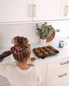 benefits of not being into today? we get first dibs on everything that's coming out of the oven.✌ first up are these yummy gf & df muffins. Let Them Be Little, Little Ones, Little Girls, Future Mom, Future Daughter, Future Goals, Cute Kids, Cute Babies, Baby Kids