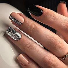 Mais uma #nails #inspiration pra esse #findi❤️ gostaram?