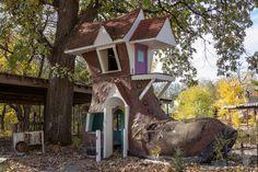Joyland: An abandoned amusement park in Kansas – Strange Abandoned Places