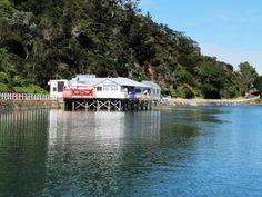 The World Famous Mangonui Fish Shop, Northland' New Zealand
