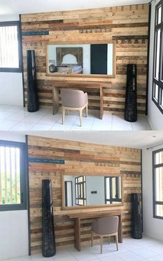 Diy Project Ideas With Old Shipping Pallets Diy Project Ideas With Old Shipping PalletsMade & Share By: Angel AbundisMade & Share By:La Chofi's Muñoz GallegosMade & Share By: Amb Wooden Pallet Table, Pallet Sofa, Wooden Pallets, Pallet Furniture, Single Size Bed, Shipping Pallets, Wooden Textures, Rustic Colors, Pallet Creations
