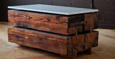 coffee table | Monroe Workshop