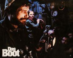 Das Boot (1981) Original German Lobby Card Movie Poster