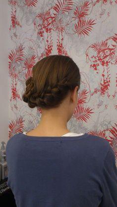 #Peinado realizado por Sandra @ Mi Salón #Peluquería #Castelldefels