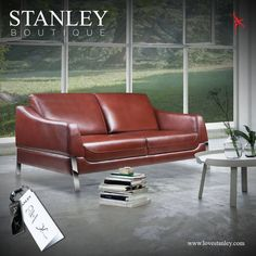 Royal glamour Furniture that carries the aura of royalty and élan, make that a part of your home space. Welcome to Stanley. http://bit.ly/1qto0Xr #LoveStanley #FinestLeathers #Quality #Sofas #Oddchairs #20YearsofPassion