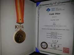 Gold Prize-2013 Seoul International Invention Patent Exhibition-1