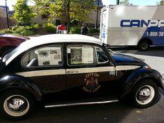 St. John Police Car