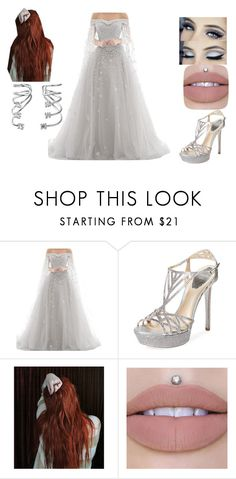 """snow is softly falling"" by a-loehrer on Polyvore featuring René Caovilla and Bling Jewelry"