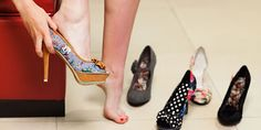 Bahaya Terlalu Sering Memakai High Heels ~ Eneng Laila