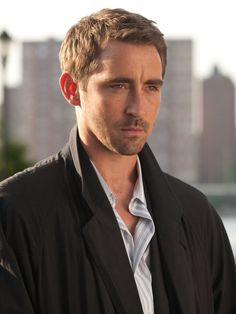 lee pace. kind of in love with this guy since pushing daisies. those brows.......
