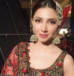 Pakistani actress Mahira Khan