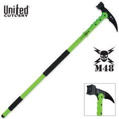 BUDK Catalog: M48 Apocalypse Undead Survival Tactical Walking Hammer