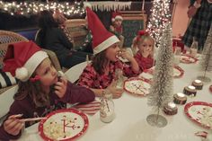 Enjoying the Small Things: Party at the North Pole