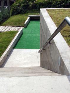 Baños Públicos Parque Urquiza,© Luis Vignoli