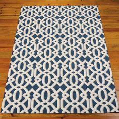 Enhance rugs en201 in blue buy online from the rug seller uk