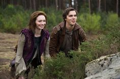 Love the purple vest outfit from Jack the Giant Slayer...also love Nicholas Hoult
