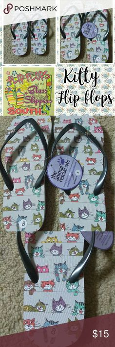 c45e28c2622a KITTY FLIP FLOPS Brand new with tags. Nice light weight flip flop that will  go