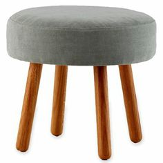 Design by Conran Skipper Stool - jcpenney    (more from the JCP housewares line by my fave design entrepreneur, Terence Conran)