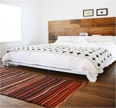 Natural Scandinavian Bedroom