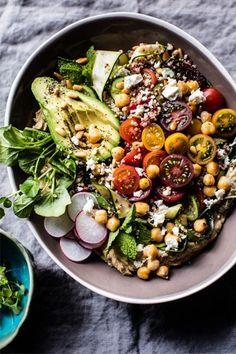 Loaded Greek Quinoa Salad | Half Baked Harvest
