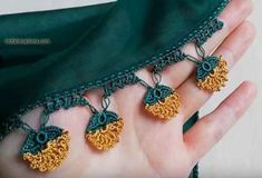 Kolay Çiçekli İplik Oyası Yapılışı | Örgüyap.com Crochet Lace Edging, Crochet Earrings, Drop Earrings, Jewelry, Youtube, Jewlery, Bijoux, Schmuck, Drop Earring