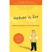 This book changed my present thinking of heaven and the importance of today on our life in eternity.  Great, easy read.