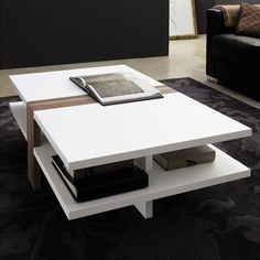 Modern Coffee Table for Stylish Living Room – CT 130 from Hülsta | DigsDigs