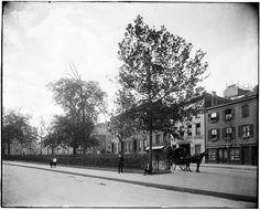 Greenwich Village, Grove Park Date: 1916