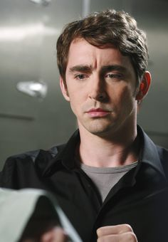 Lee Pace in Pushing Daises.