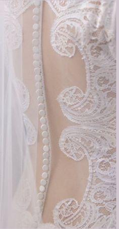 Breaking Dawn. Close up of Bella's wedding dress
