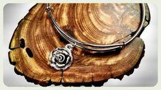 My #handmade #rose #bracelet @etsy https://www.etsy.com/listing/219116571/handmade-rose-bracelet-silver-rose-charm #etsy #bohojewelry #banglebracelet #charmbracelet #craftsposure #etsyjewelry #etsyfinds #boho #bohobracelet #bridesmaidsgifts #bridalgifts #etsybracelets #etsygifts #etsystyle #bridal #bridalgift #bridesmaids #etsyshop #etsyme #jewelryonetsy #jewelry #bracelets #etsyseller