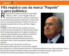 Post  Fala Sério!   : FIFA A DONA DO BRASIL !